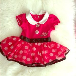 Other - Disney Minnie Mouse tutu dress